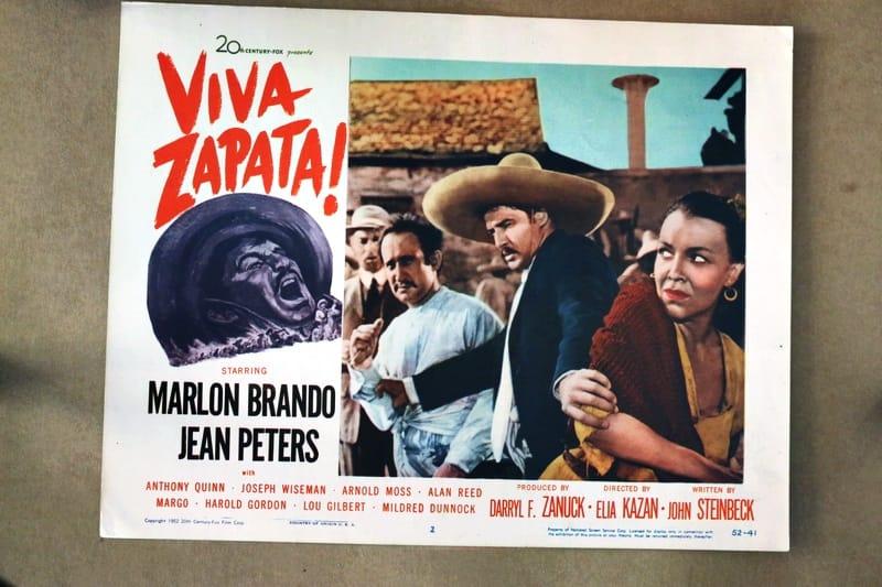 Image result for viva zapata! poster