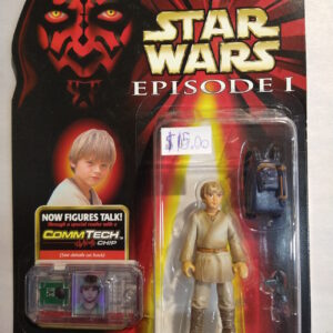 Anakin Skywalker with Backpack & Grease Gun